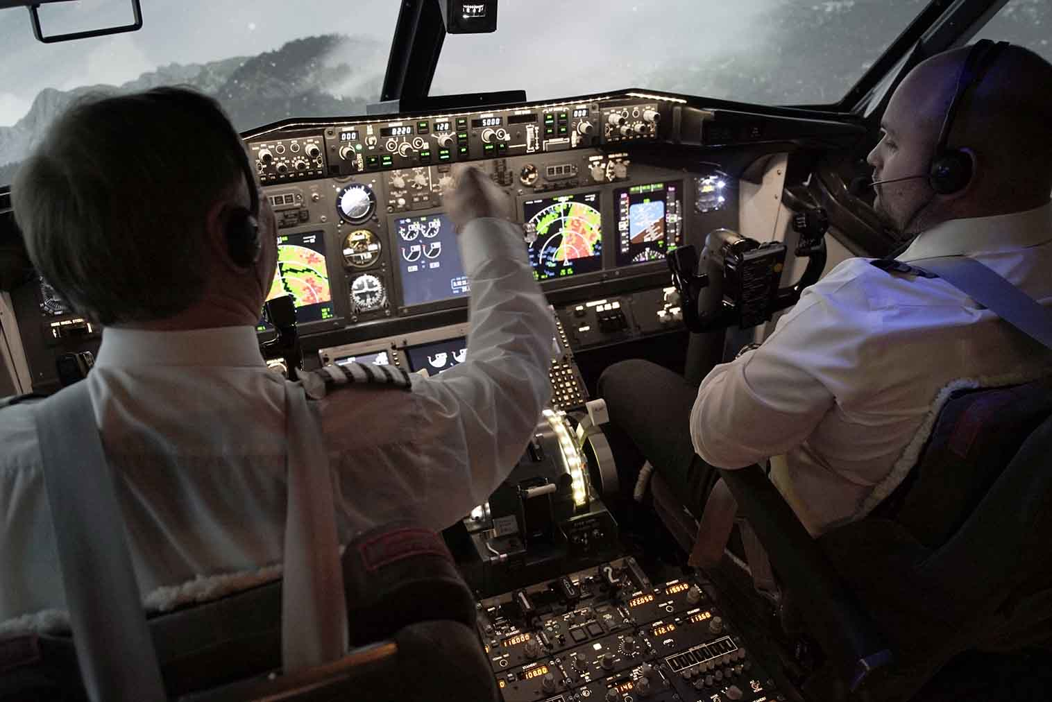 737 Pro Flight Simulation 31