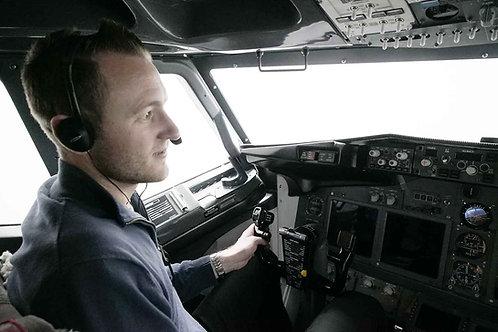 SINGLE PILOT - DRY HIRE (per hour)