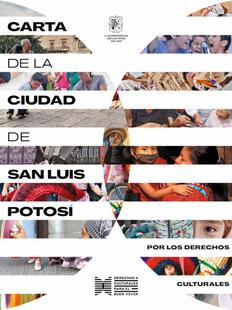 Carta de la Ciudad de San Luis Potosí por los Derechos Culturales