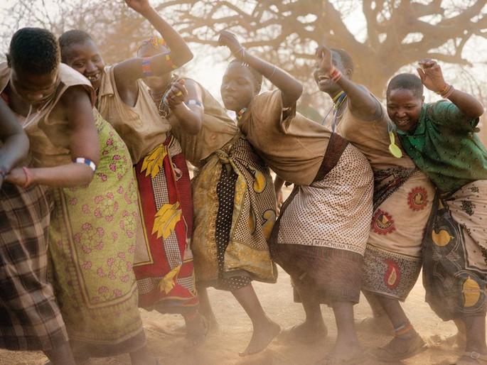 #11 - CURIOSITA'...RHYTHM FROM ZANZIBAR.... NGOMA DANCE!