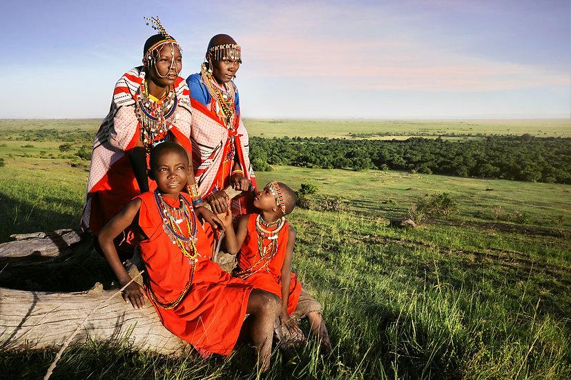 safari tanzania masai