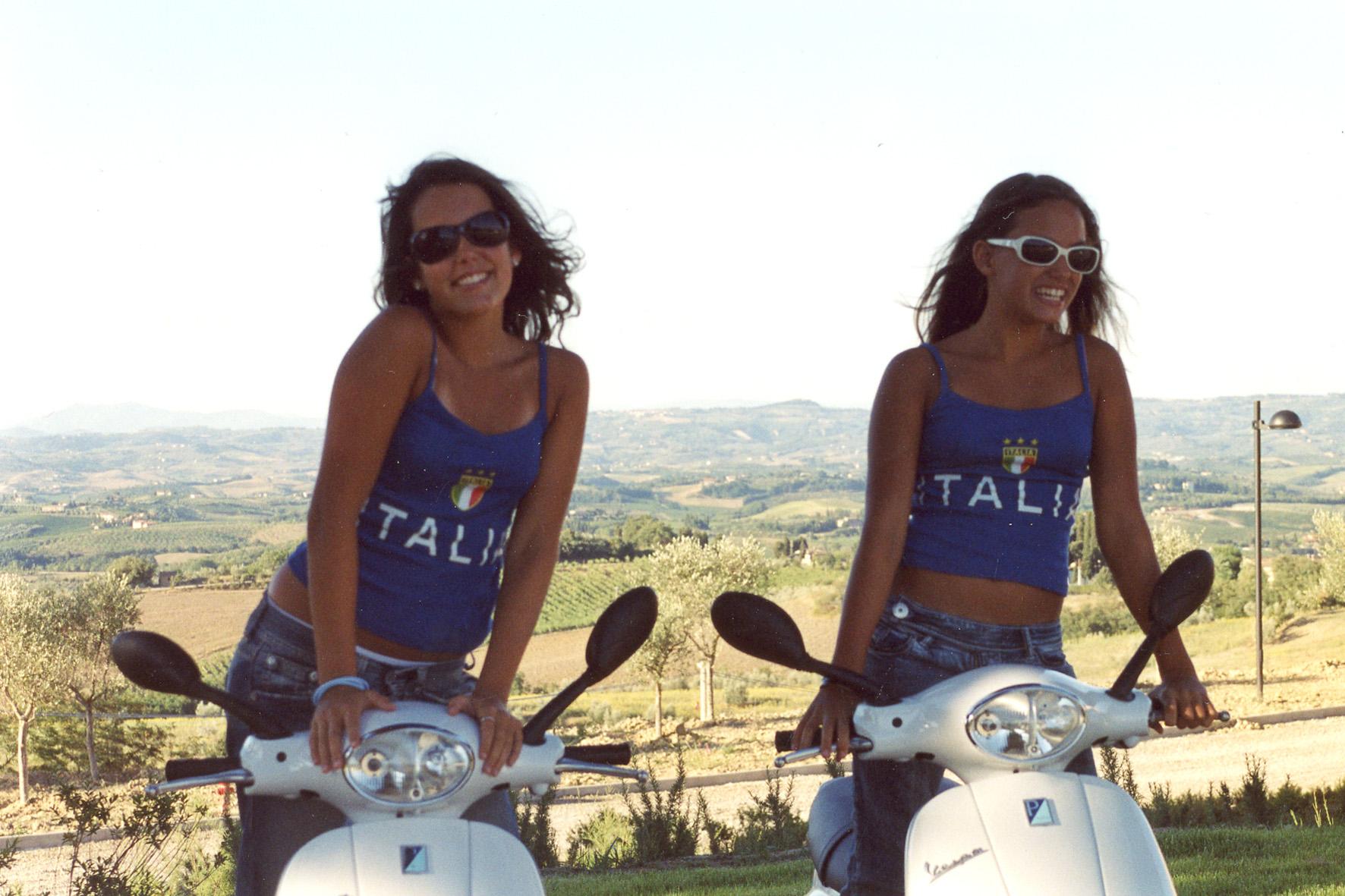Vespe Italy