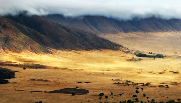 #24 - CURIOSITA'...NGORONGORO CONSERVATION AREA!