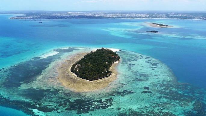 #18 - CURIOSITA'...L'isola di Changuu, alias PRISON ISLAND!