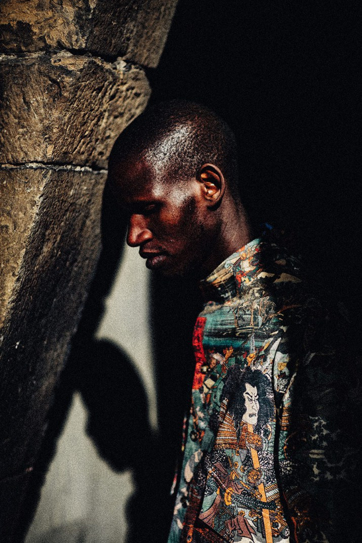 Safari tanzania - African Model