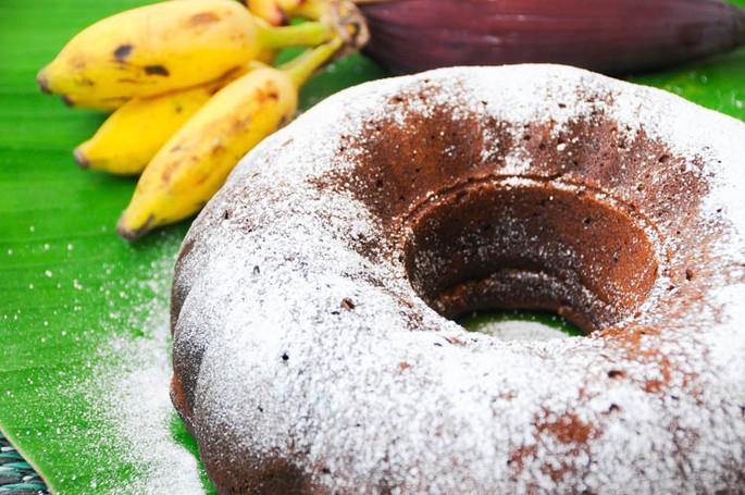 #29 - CURIOSITA'...THE SPICE CAKE... Zanzibar's taste!!