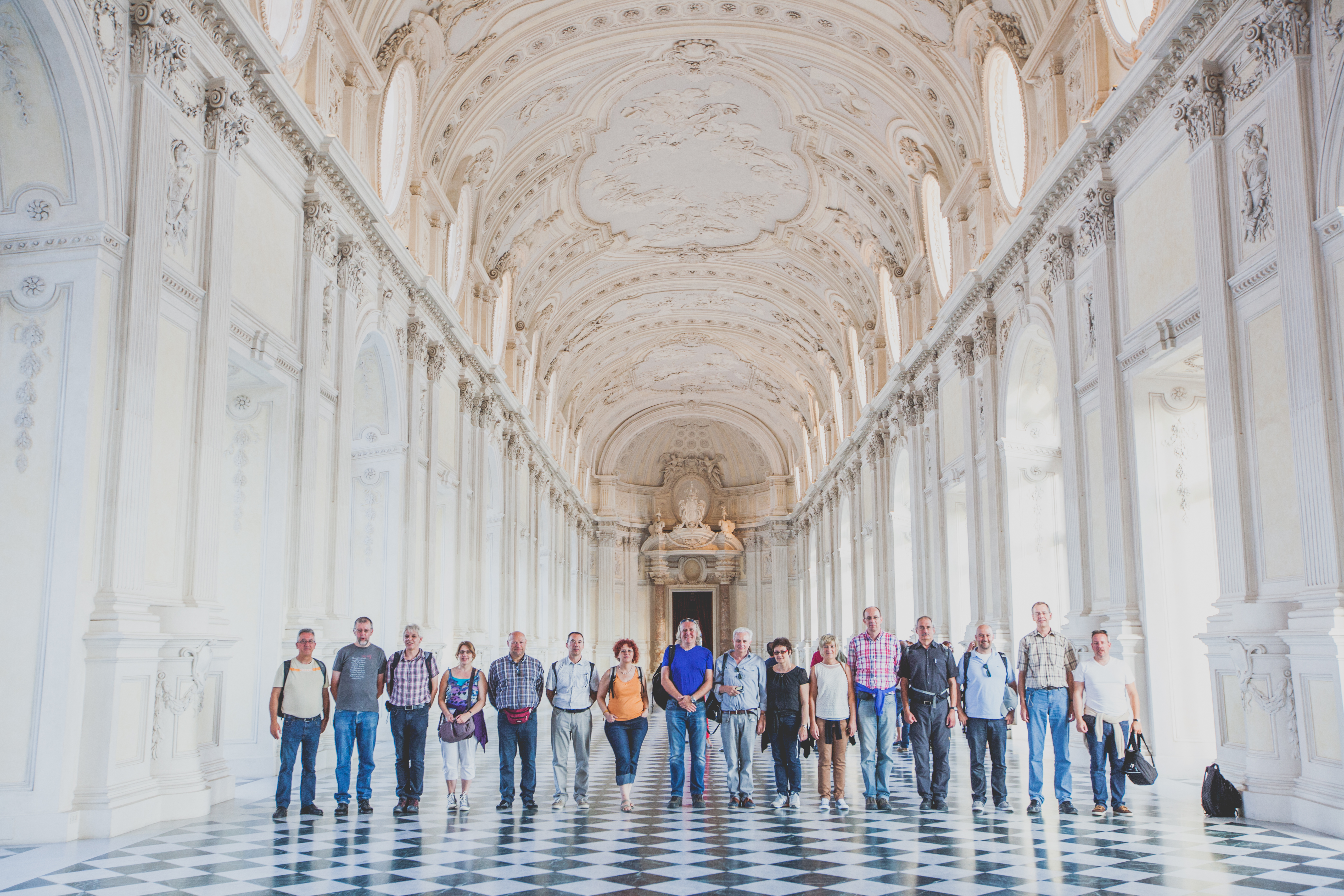 Group in Torino