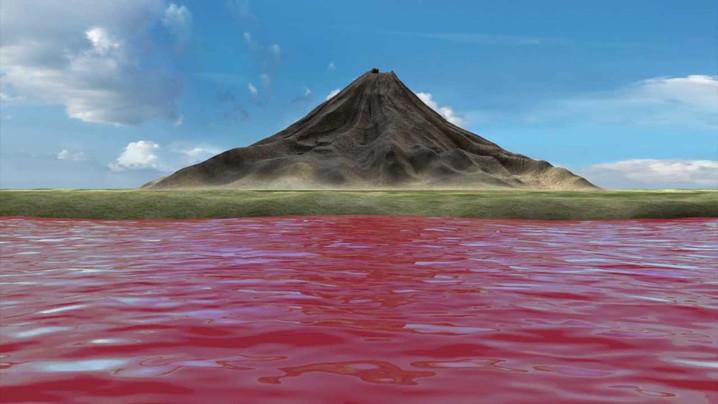#34 - CURIOSITA'...il MAGICO Lago NATRON!