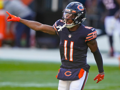 2021 Breakouts and Busts for Fantasy Football: Chicago Bears