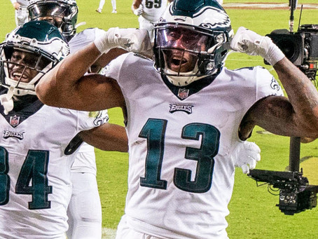 Week 10 Waiver Wire for Dynasty Leagues with Open Waivers