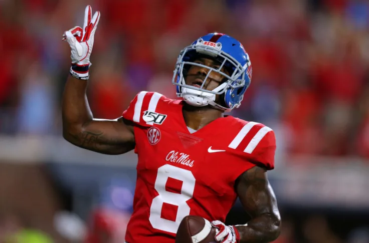 Is Elijah Moore the Next Great Ole Miss WR?