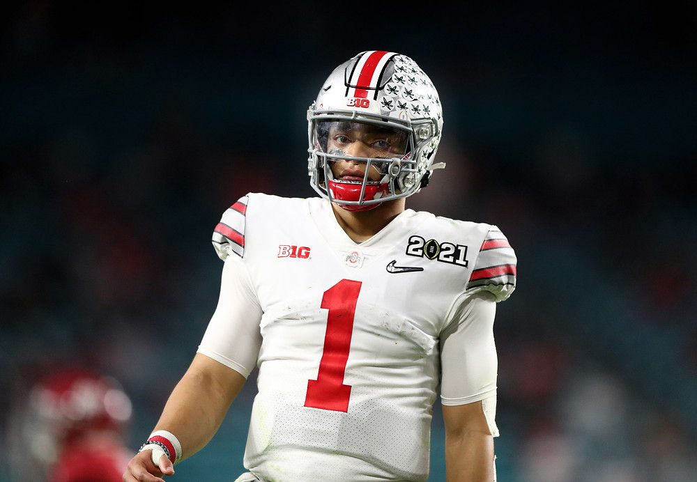 Justin Fields is a great prospect and could potentially be drafted higher