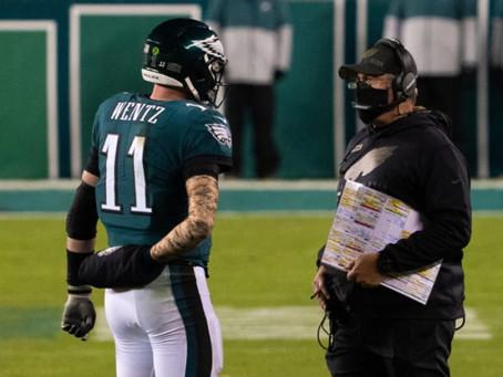 Rebuilding The Philadelphia Eagles - A Lengthy Super Bowl Hangover