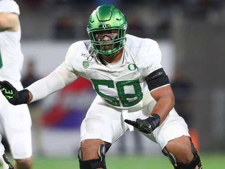 2021 NFL Draft Class | Offensive Tackle Rankings