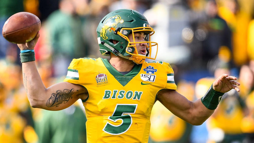 Trey Lance is an elite prospect that reminds many people of Josh Allen when he entered the draft