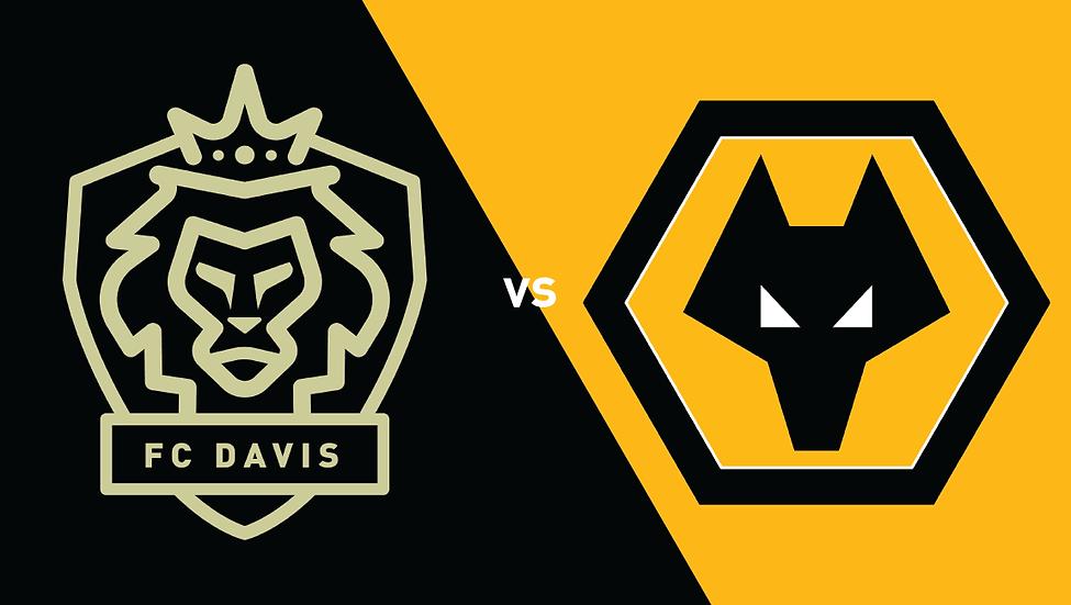 FC Davis vs Diablo Valley Wolves