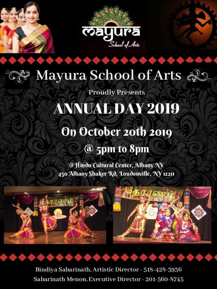 Annual Day-2019 at Albany