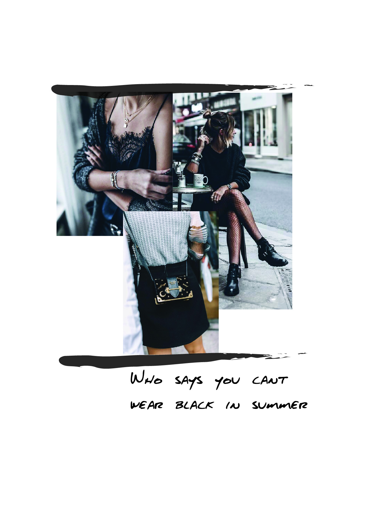 Summer black
