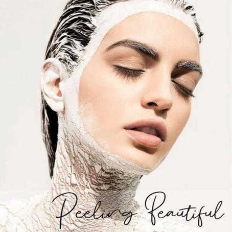 PEELING BEAUTIFUL