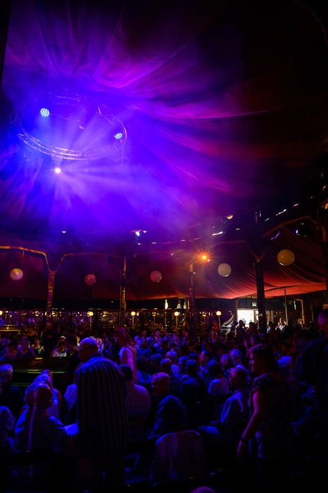 The Spiegeltent