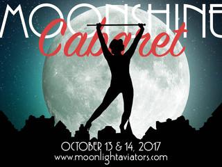 Moonshine Cabaret - a night of vintage entertainment!