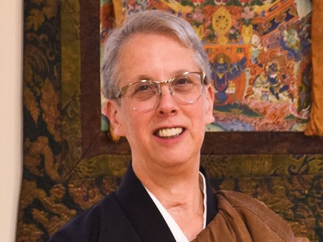 Rev. Myo On Susan Hagler