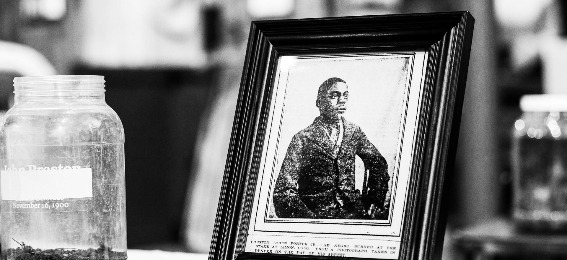 Portrait of Preston Porter Jr.