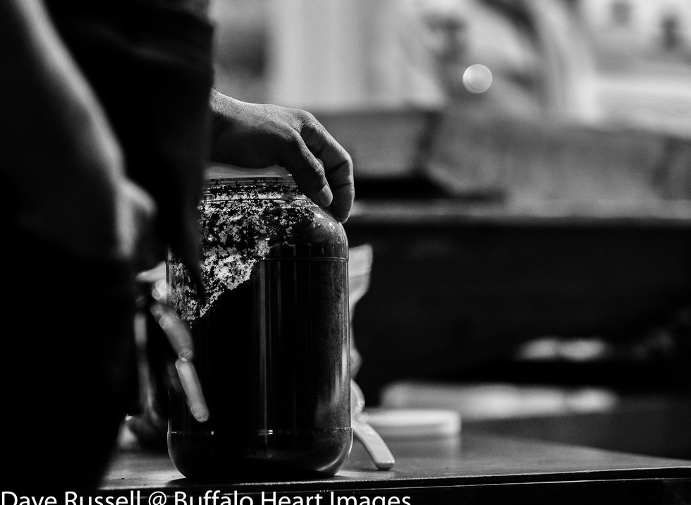 Image by Dave Russell @ Buffalo Heart Images