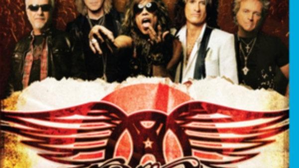 Aerosmith - Rock For The Rising Sun: A Concert Film Event (2018)