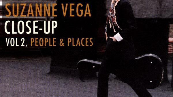 "Suzanne Vega ""Close-Up Vol 2, People & Places"" (Promo)"