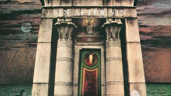 """Judas Priest """"Sin After Sin"""""""