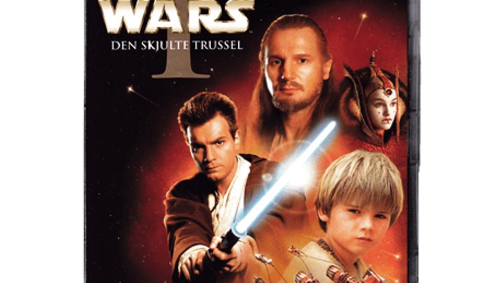 Star Wars I-VI samling