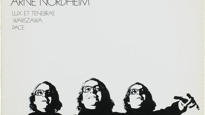 """Arne Nordheim """"Electronic Music"""""""