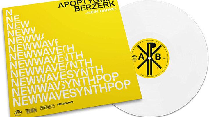 """Apoptygma Berzerk """"Nein Danke!"""" (Klar vinyl)"""
