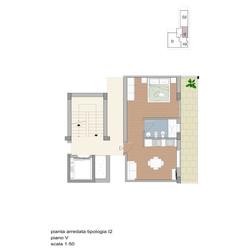 Appartamento Monovano