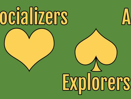 O que são os Tipos de Player? E de qual tipo você é?