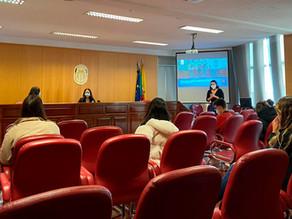 Programa de Voluntariado Internacional apresentado na UFP