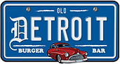 Old Detroit Burger Bar - a Kenwood Elementary School HUG-PTO Supporter