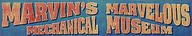 Marvin's Marvelous Mechanical Museum - Kenwood Elementary School HUG-PTO Supporter