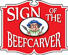 Sign of the Beefcarver - Kenwwod Elementary School HUG-PTO Supporter