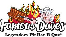 Famous Dave's - a Kenwood Elementary School HUG-PTO Supporter