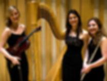 vesta trio, classical ensemble, cardiff, wales swansea, london