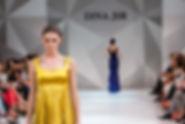Charleston Fashion Week Model Voices of Fashion