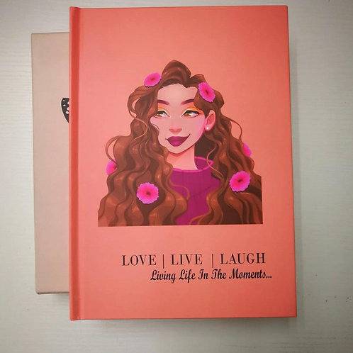 Love | Live | Laugh Journal