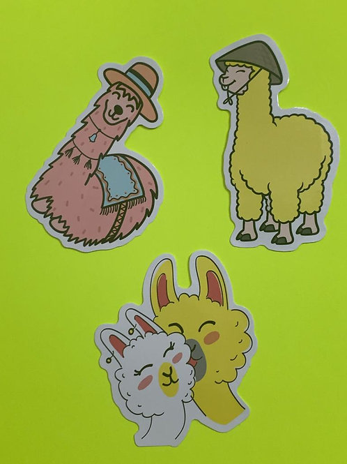 Llama Character Set