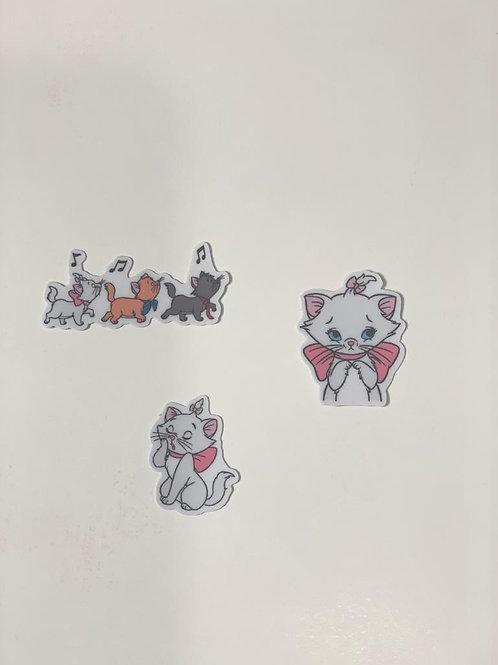 The Aristocat Stickers