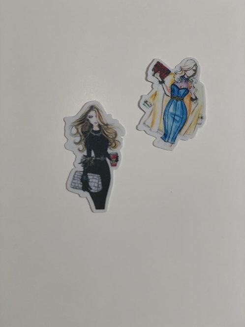 High Street Fashion sticker