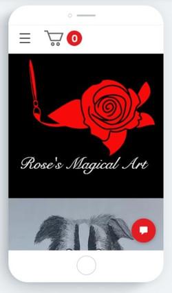 Rose's Magical Art