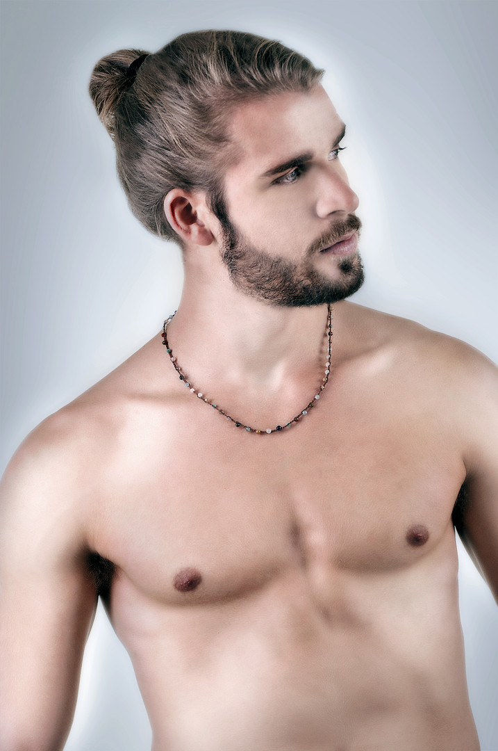 Model: Alberto Zoni Mua: Federica Urso Evento: Open Day Sensuality Project Massimiliano Falso Agenzia 2D