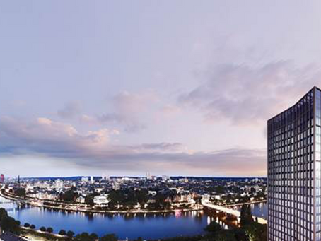 DLA Piper Frankfurt: WINX Tower ist neuer Bürostandort